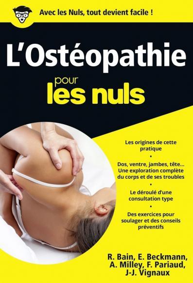 L'Ostéopathie pour les Nuls poche