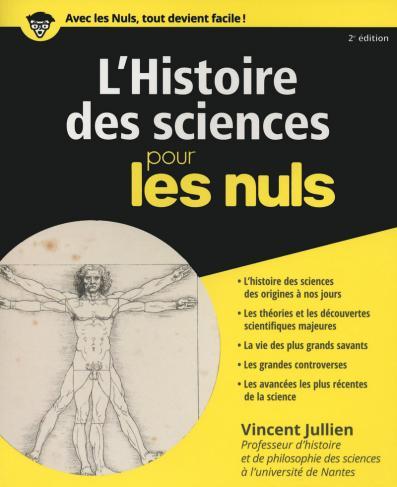 L'histoire des sciences pour les Nuls, 2ème éd.