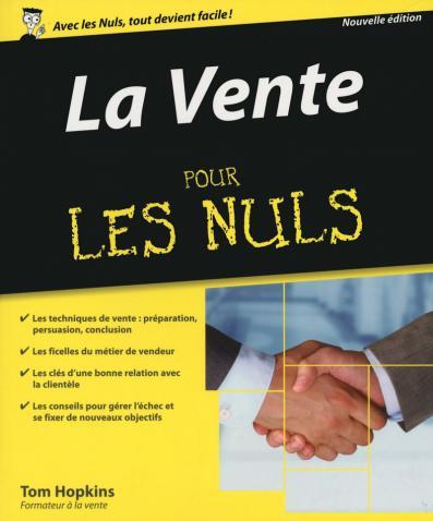 La Vente pour les Nuls, 2e édition