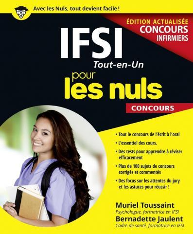 IFSI Tout-en-Un pour les Nuls Concours, édition 2017