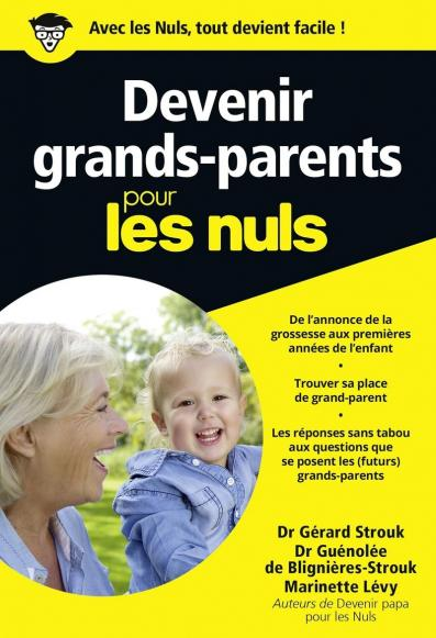 Devenir grands-parents pour les Nuls poche