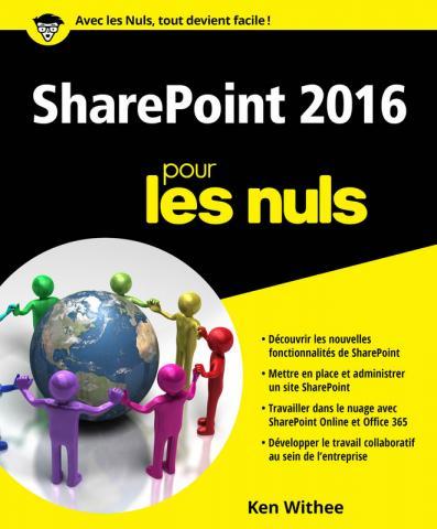 SharePoint 2016 pour les Nuls