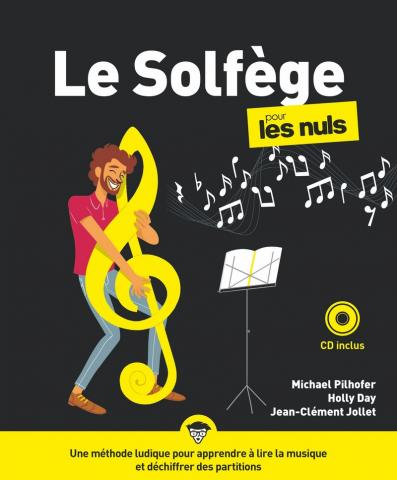 Le Solfège pour les Nuls, 2e édition
